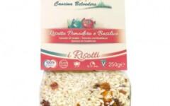 risotto tomate basilic