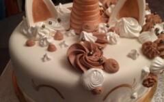 Gâteau de cérémonie à thème - La part à partir de