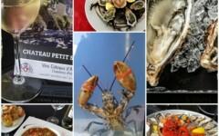 Les plateaux de fruits de mer à emporté