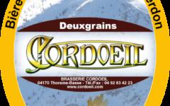Bière Bio Cordoeil Deux grains