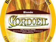 Bière Bio Cordoeil Blonde