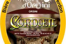 Bière Bio Cordoeil Orsini