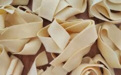 Pâtes Pappardelles Artisanales