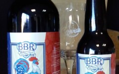 Bière BBR (Bleu Blanc Rousse)