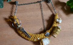COLLIER BAROQUE COUTURE