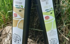 Huile d'olive labels bio et AOP 500mL