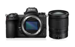 Appareil photo Nikon Z6+24-70+XQD 64 Go