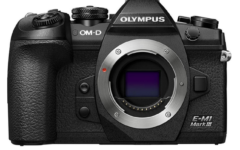 Appareil photo Olympus OM-D E-M1 Mark III