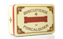 BOITE BISCUITERIE COLLECTOR