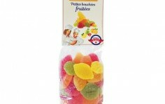 Bouchées Fruitées 440gr