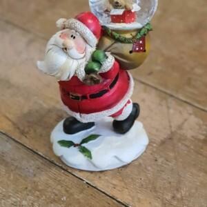Statuette Père Noël
