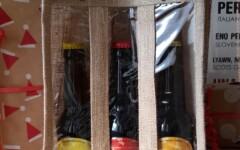 Bières La Sauvage Sac cadeau 6x33cl