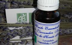 huile essentielle de lavandin bio