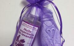 Diffuseur cigale + huile essentielle de lavandin