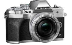 Appareil photo Olympus OM-D E-M10 MKIV + 14-42 pancake