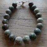 BRACELETS - ONLY AGATE AFRICAINE CLAIRE